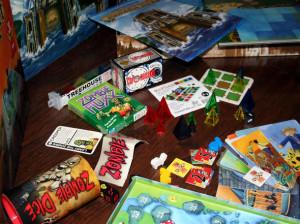 A játékok kicsiknek és nagyoknak is ajánlottak